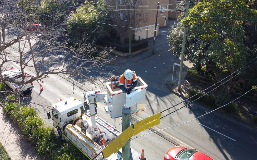Wireless Communication Installation